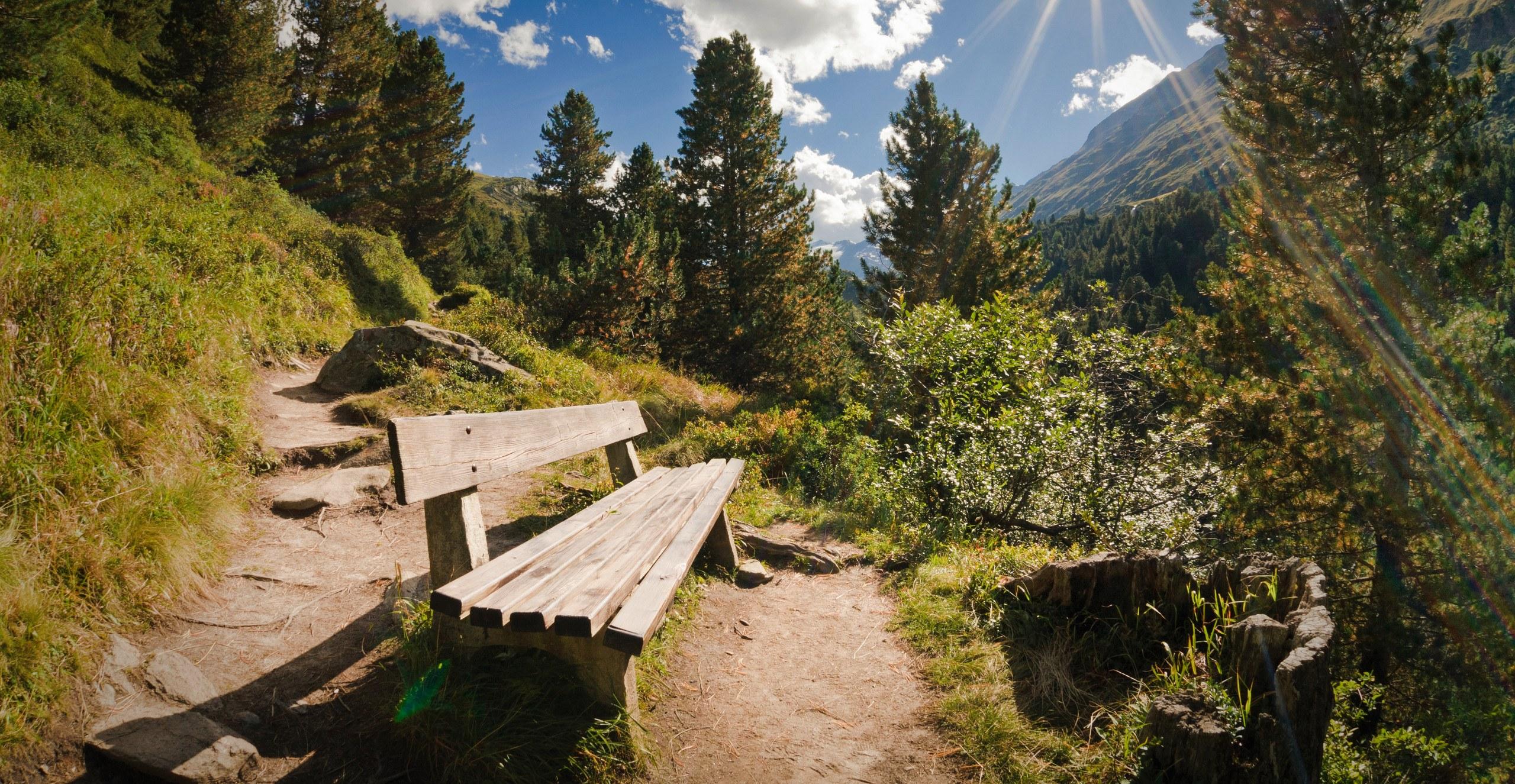 Summer at Chalet Obergurgl