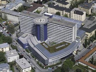 Innsbruck university hospital